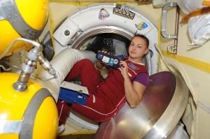 Serova, Elena - NASA